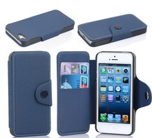 NEW design simple style leather phone case for Nokia