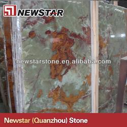 Newstar dark green onyx floor tiles