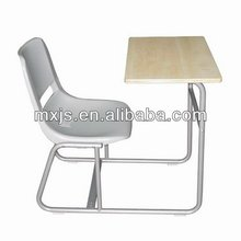 Fashion Design Connective Single Student Desk and Chair