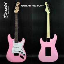 DS-ST111-PK Fashion Acoustic Electric Guitar