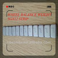 balancing weights for wheel / self balancing weight / fe 1/4 oz wheel weights
