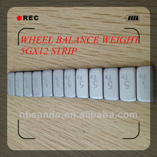 balancing weights for wheel / self balancing weight / fe 1/4 oz wheel weights