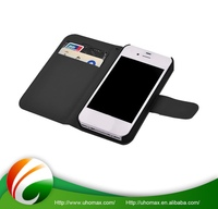 High Standard Custom Print Mobile Phone Covers Leather For Iphone