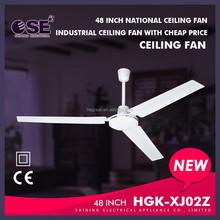 48 inch national ceiling fan industrial ceiling fan with cheap price HGK-XJ02Z