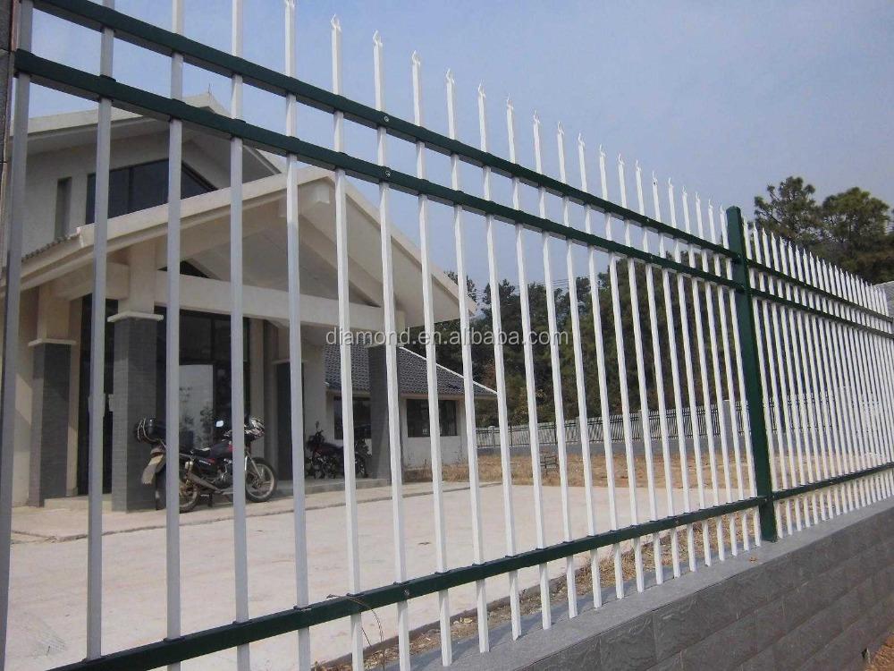 Lowes price tubular steel fence view diamond