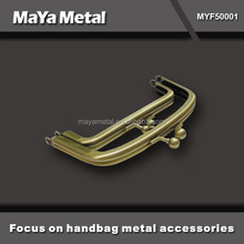 High quality clutch bag metal frame