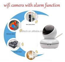 FDL-WF8 Home Security Motion Sensor Alarm Infrared Remote Surveillance Camera,Wireless linkage alarm function
