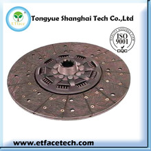 high quality heavy truck tractor clutch plate