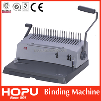spiral binding machine glue binding machine hardcover book binding machine