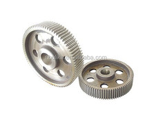 High quality cnc machining gear parts,competitive casting gear part