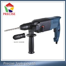 Power Tool 24mm 650W Protable Electric Jack Rotary Hammer Drill