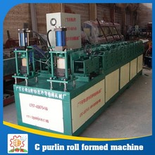 Punch roll forming machines