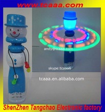 Top selling led flashing spin ball sticks hot new products for 2015