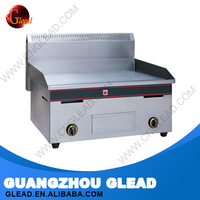 Restaurant Equipment electric/gas stainless steel flat plate gas grill griddle