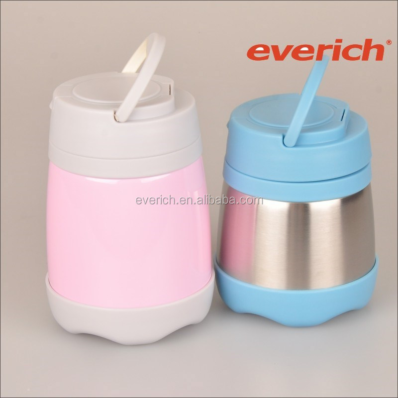 350ml 500ml elegant design vacuum insulated double wall for Decor 500ml container