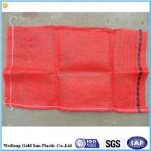 Close Weave Net Sack Kindling Log Vegetable Bags logs bag