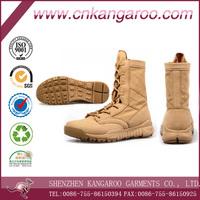 American Mens Special Field Boot Summer Super Fiber Light Weight Lace Up Military Tactical Desert Boots