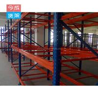 Low MOQ warehouse steel selective pallet rack