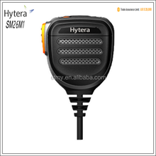 wireless interphone professional Fashionable overmolding design speaker-mic SM26M1