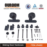 Factory Made Widely Used Wood Modern Barn Door Hardware