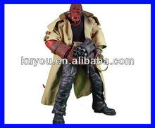 (Hot Toys figma) 45cm Hellboy film pvc action figure supplier