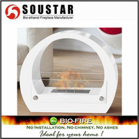 all decorative fake flame electric outdoor fireplace