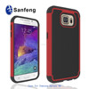 2015 New Arrival Red Cover For Samsung Galaxy S6 Mobilephone Accessories