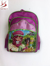2015 new style school bag cute picture of school bag