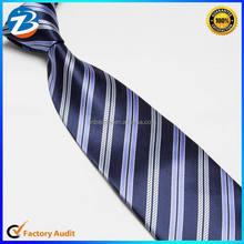 Fashion Stripe Microfiber Necktie for Men