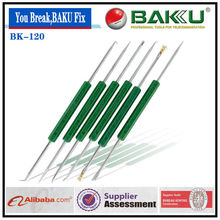 High quality BAKU solder assist repairing tools Set for cellphone smart mobile phone BK-120