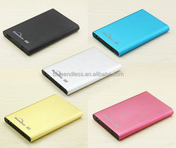 high quality portable hard disk case usb 3.0 to 2.5 sata hdd enclosure 2.5 hdd case