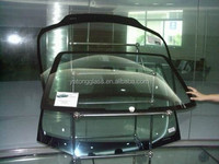 Tempered car window windshield screen