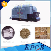 Strong Quality Factory Fair Price Coal Boiler Heating