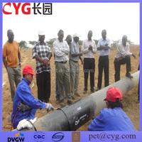 Field-applied heat-shrinkable sleeves for pipelines