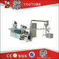 Hot-corte de plástico de resfriamento do vento Máquina de Reciclagem Compondo