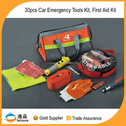 China Professional Sale 30pcs Private Label First Aid Kit