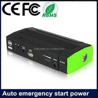 12v lithium car starter battery 13600MAH Jump Starter 12v car jumpstart kits