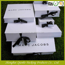 Hair extension paper box package