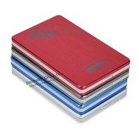 Hot selling SSD-U3S2503 beautiful 2.5 inch HDD enclosure case USB 3.0 TO SATA Hard Disk Case
