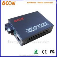 40km fiber media convertors