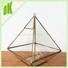 Pen & Hair Brush Holder, glass globe hanging glass vase for making terrarium !! clear glass plant flower vase hanging terrarium