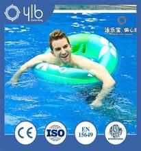 cheap inflatable donut swim ring /PVC donut swim ring/High quality adult swim ring