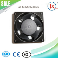110V/220V/380V 120x120x38mm NMB Engine Cooling Fan with Fan Cooling Refrigerator