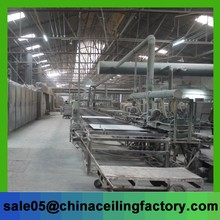 fire rating class A, factory supply mineral fiber ceiling tiles