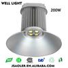 200w hang CE ROHS Aluminum Housing warehouse light commercial pendant lighting industrial light