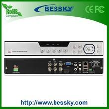 Cctv H.264 en tiempo real de grabación 1080 P DVR de la ayuda 3 G / WIFI con el envío cámara Web Software descargar