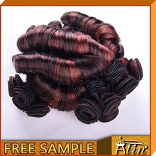 wholesale price sexy aunty funmi hair bouncy curls Wholsale human hair