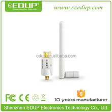 BEST price EDUP 300Mbps tablet pc network card external USB wireless wifi adapter EP-MS15003