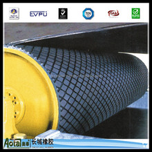 Top quality Pulley Lagging rubber floor mat /rubber sheet