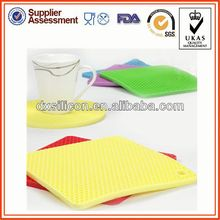 Food grade shooting mat, silicone baking mat, silicone mat for christmas